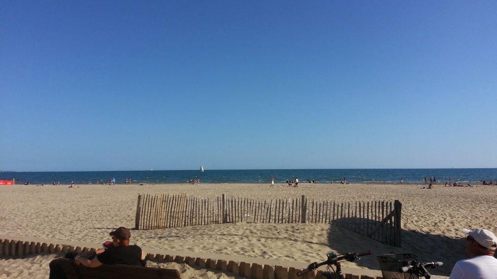 Beach La Grande Motte