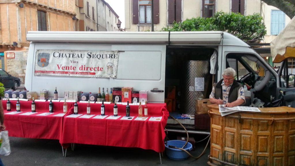 Seller of Wine
