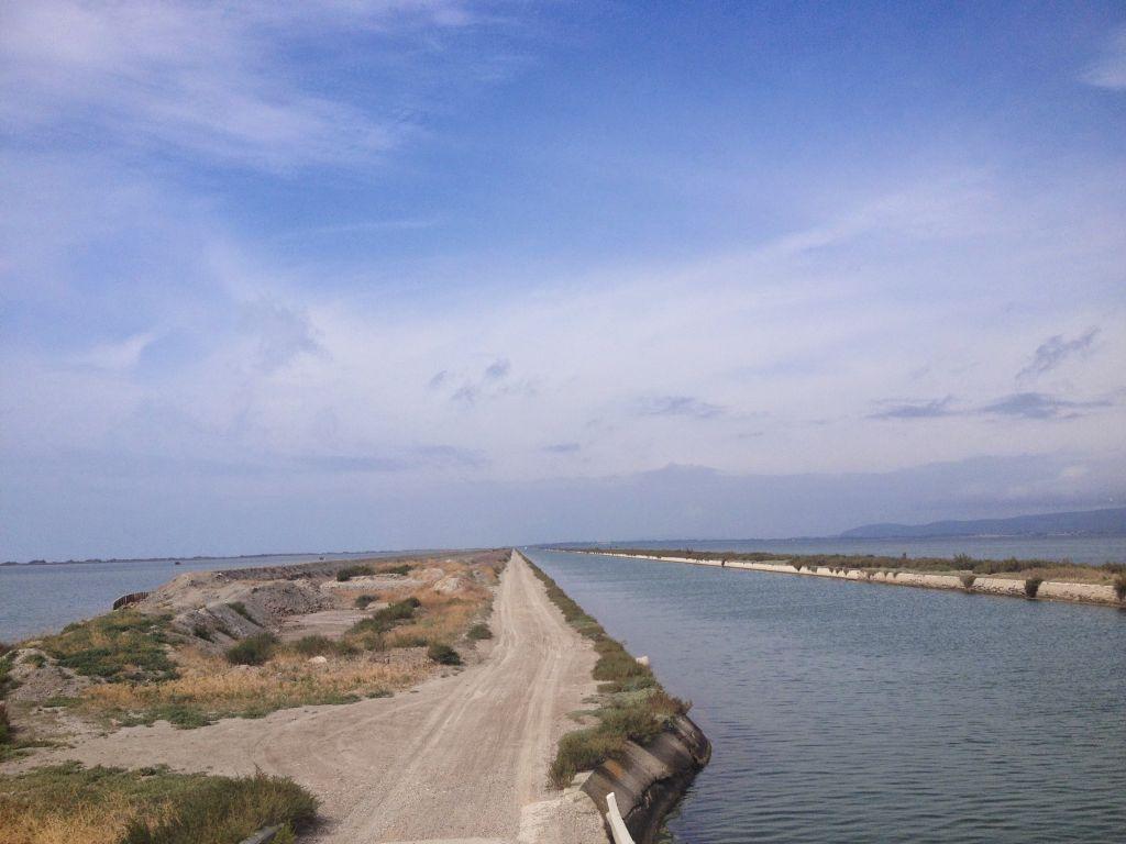 Canal de Rhone a Sete