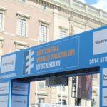 The Finish Stockholm Triathlon 2014