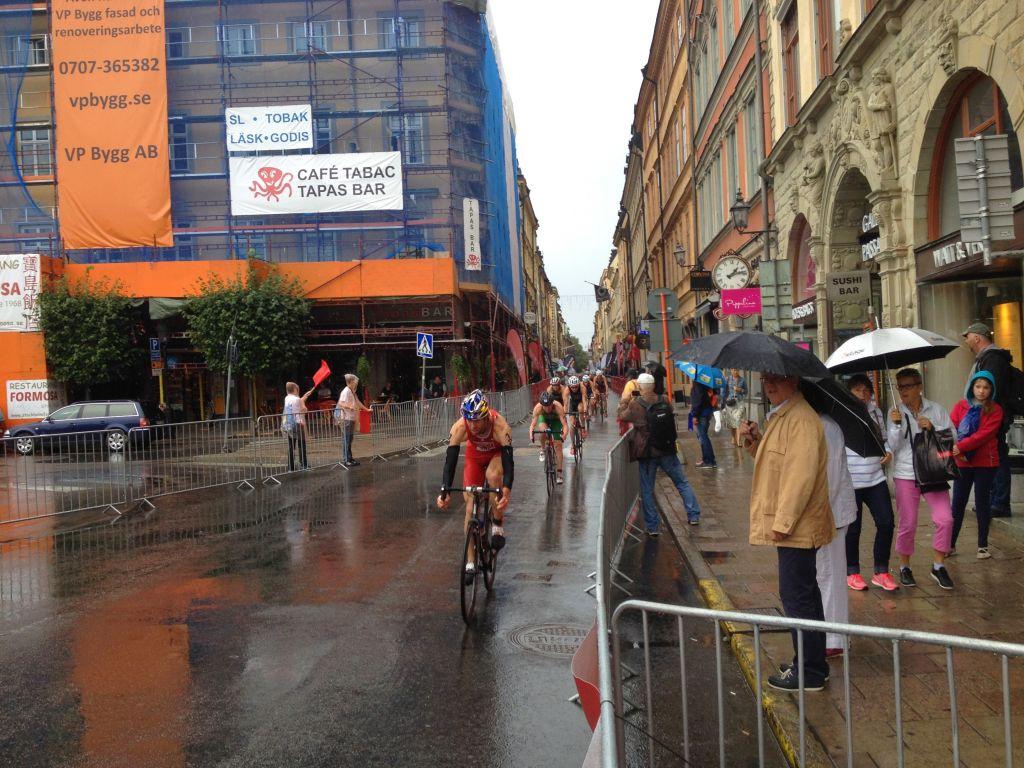 World Triathlon Series Stockholm
