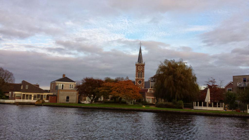 Church Tower Aalsmeer