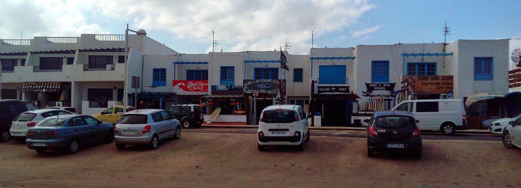 Caleta de Famara Las Palmas Spain