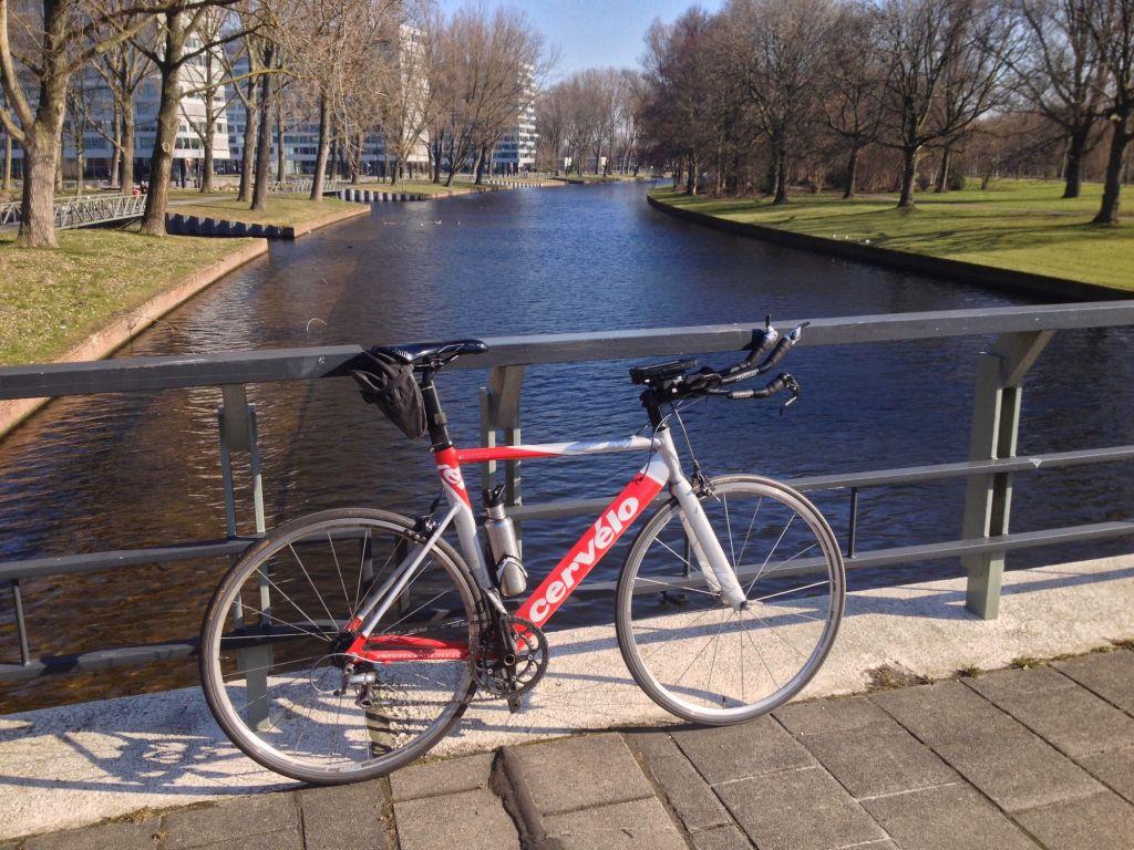 Osdorp with my bike