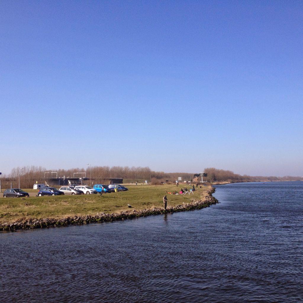 Spaarndam ferry to Assendelft