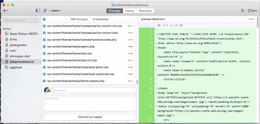 Pushing-git-to-two-repositories