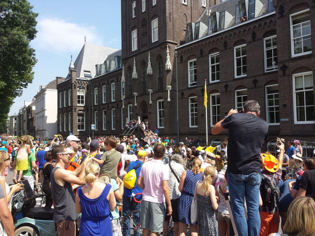 Utrecht Le Tour De France 2015