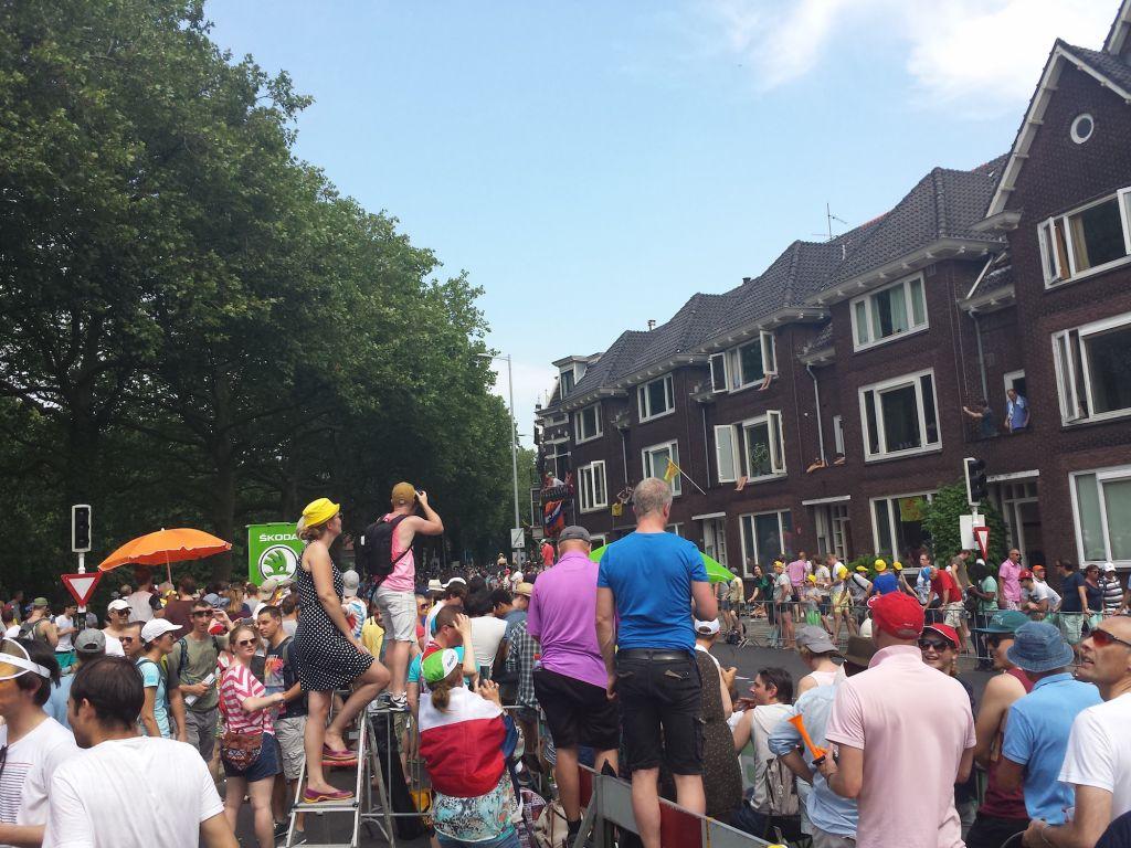 Stage 1 in Utrecht
