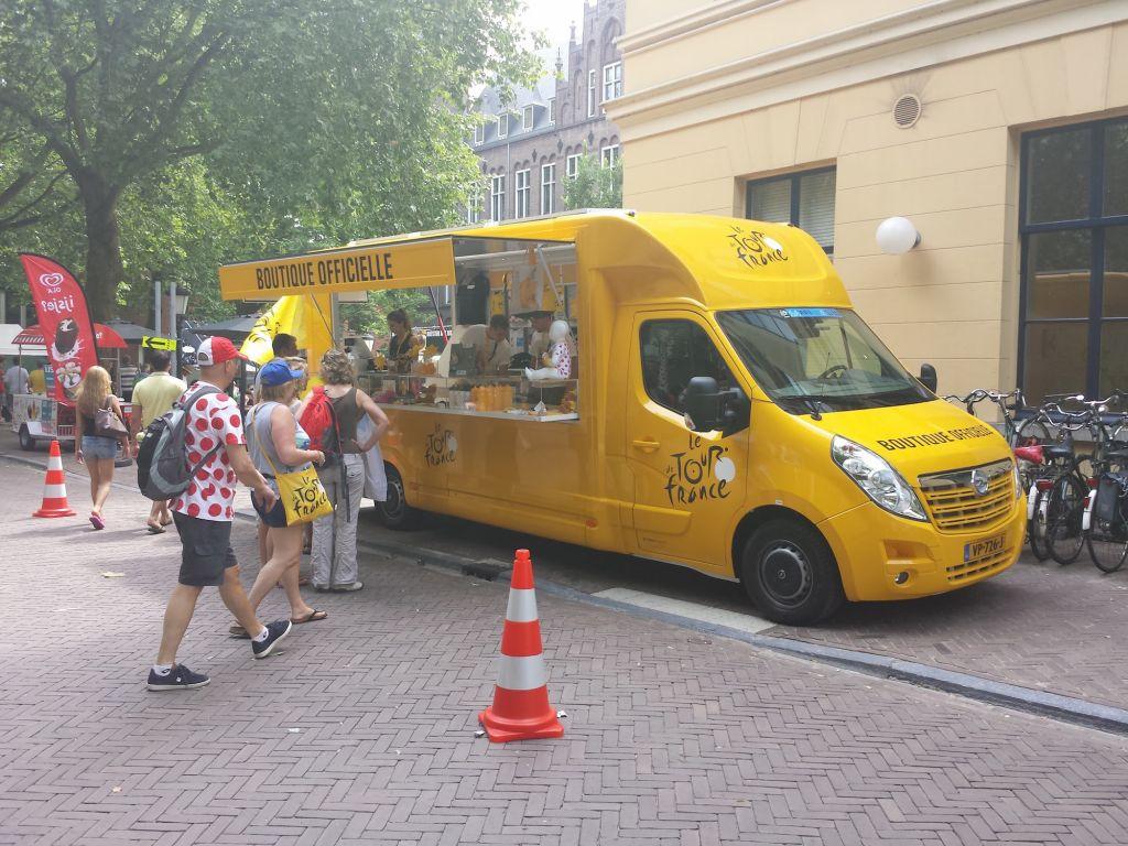 Le Tour De France Souvenir Truck Utrecht
