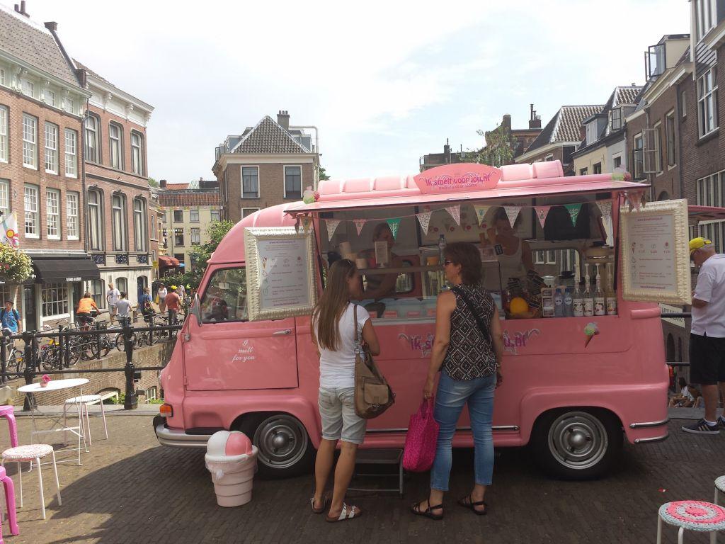 Icecream Truck Utrecht