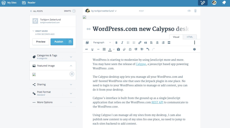 wordpress-calypso
