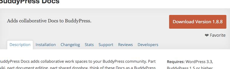 BuddyPress_Docs_—_WordPress_Plugins