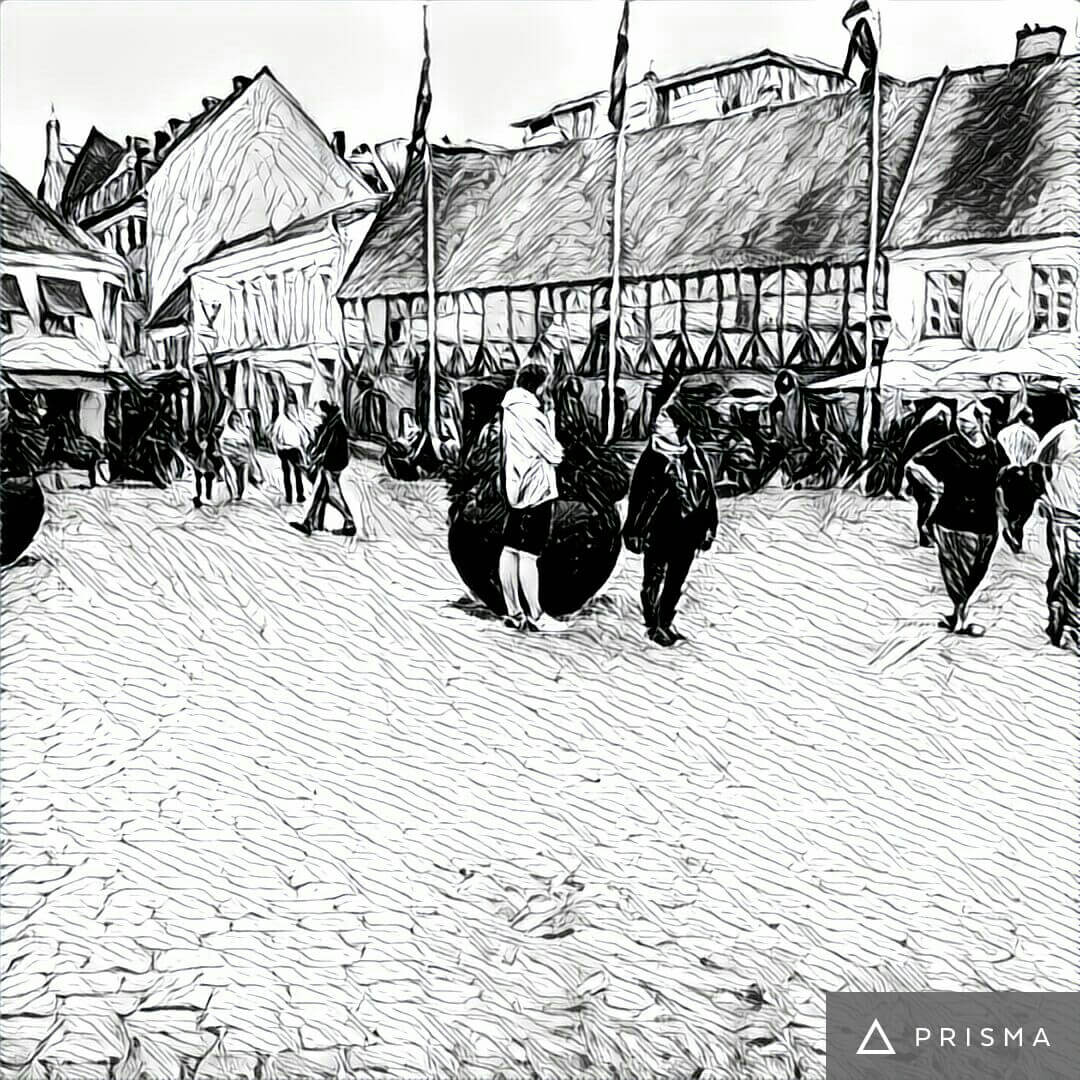 Lilla Torget Malmo, Sweden