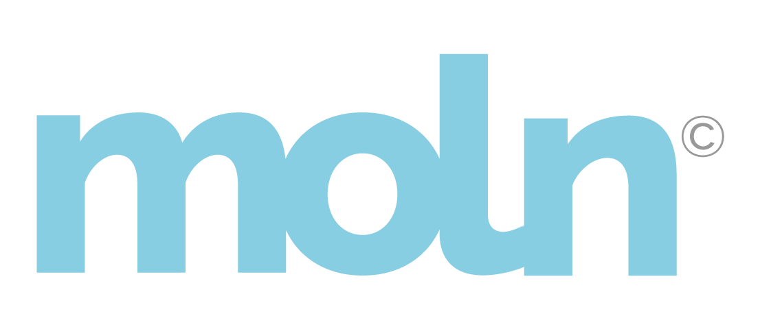 Logo for the moln.co service