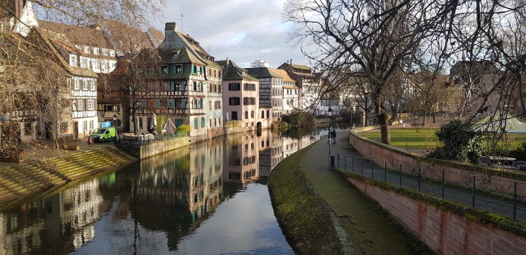 Old Town Strasbourg